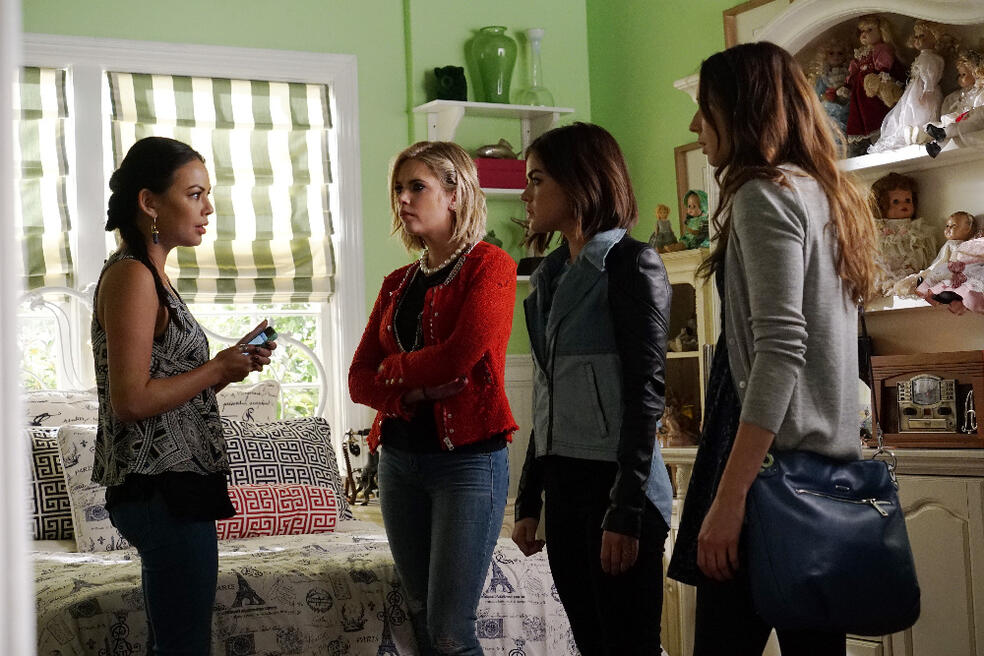 Little Pretty Liars Staffel 6