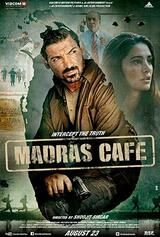 Madras Cafe - Poster