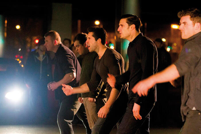 Hooligans 3 - Never Back Down mit Scott Adkins