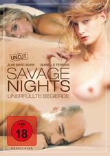 Savage Nights - Unerfüllte Begierde - Poster