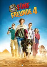 Fünf Freunde 4 - Poster