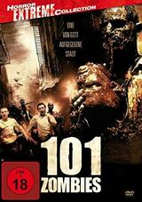 101 Zombies - Poster