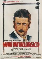 Mimi - in seiner Ehre gekränkt - Poster