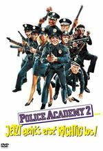 Police Academy II - Jetzt geht's erst richtig los Poster