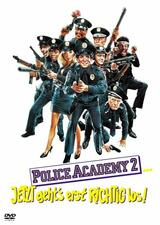 Police Academy II - Jetzt geht's erst richtig los - Poster