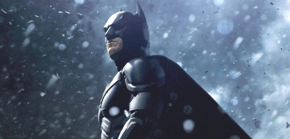 Christian Bale als Bruce Wayne/Batman