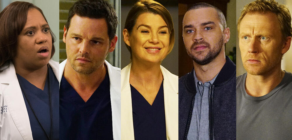 Grey's Anatomy - Das geschah in Staffel 13