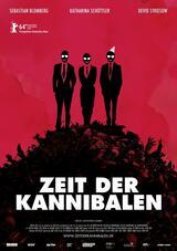 Zeit der Kannibalen - Poster