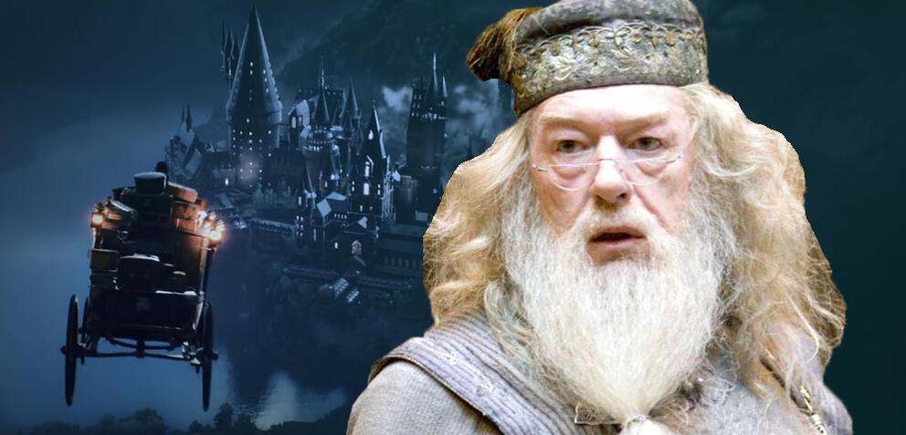 Harry Potter Spiel Hogwarts Legacy
