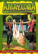 Amazonia – Kopfjagd im Regenwald - Poster