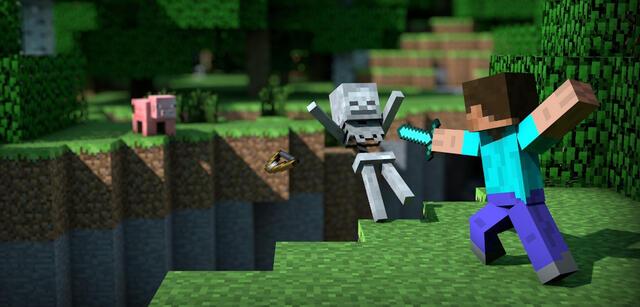 Microsoft Bringt Einer KI Bei Minecraft Zu Spielen News Moviepilotde - Minecraft spielen pc