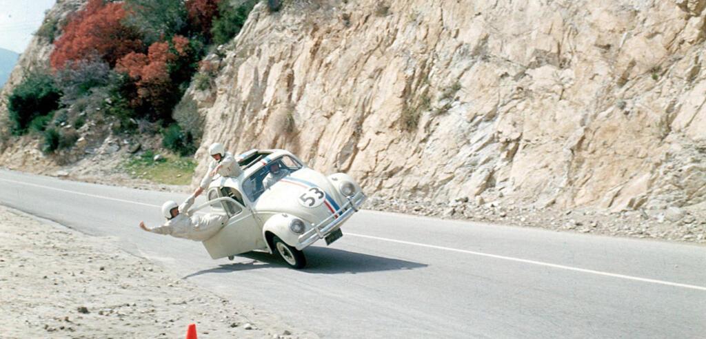 Herbie in Ein toller Käfer