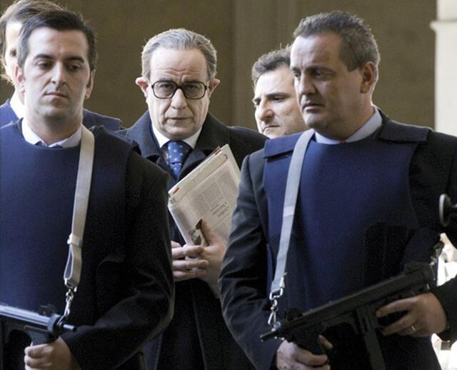 Italienische verh ltnisse vatikan und mafia il divo der g ttliche news - Il divo giulio ...