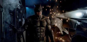 Bild zu:  Ben Affleck als Batman in Justice League