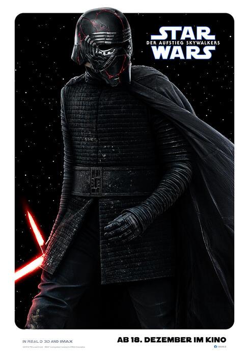 Star Wars: Der Aufstieg Skywalkers Besetzung