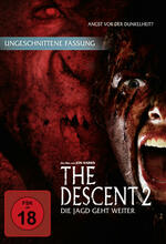 The Descent 2 - Die Jagd geht weiter Poster