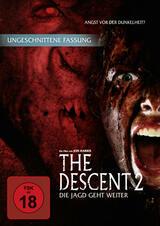 The Descent 2 - Die Jagd geht weiter - Poster