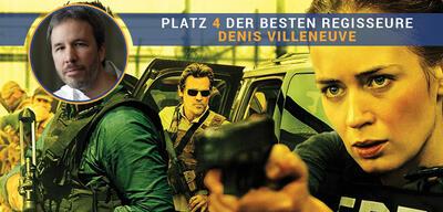 Beste Regisseure aller Zeiten - Platz 4: Denis Villeneuve