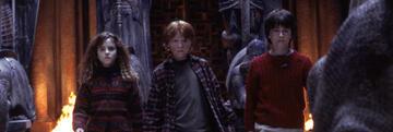 Harry Potter auf dem Weg zum Stein der Weisen