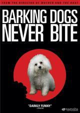 Hunde, die bellen, beißen nicht - Poster