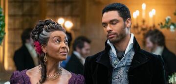 Bridgerton: Lady Danbury und der Duke