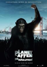 Planet der Affen: Prevolution - Poster