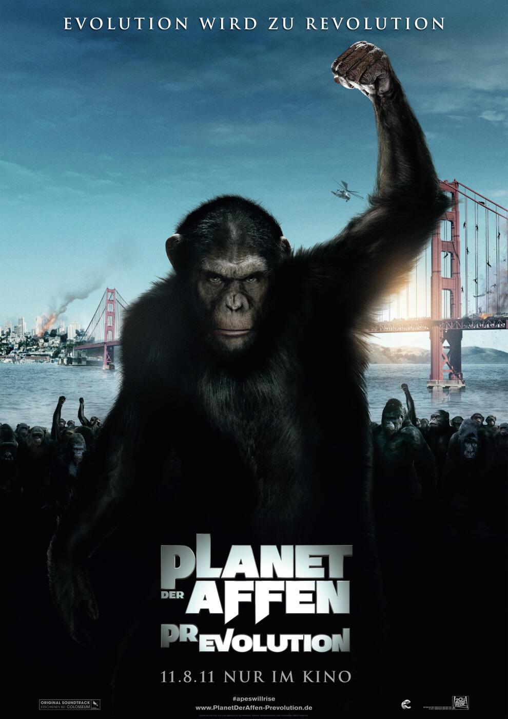 Planet Der Affen Prevolution Stream Movie4k