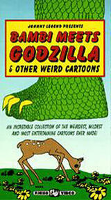 Bambi Meets Godzilla - Poster