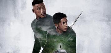 Bild zu:  Jaden Smith & Will Smith in After Earth
