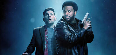 Comic-Con-Trailer zur 1. Staffel von Ghosted