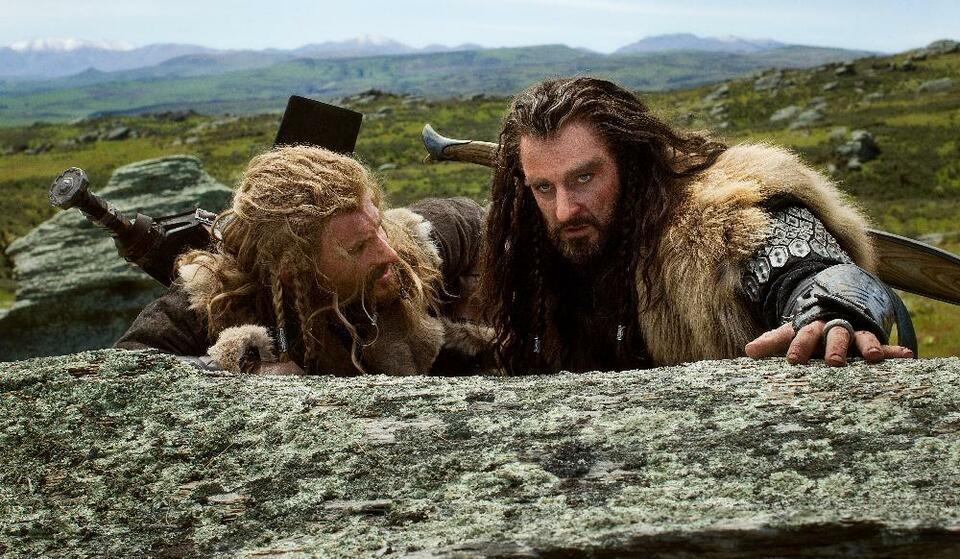 Der Hobbit: Eine unerwartete Reise mit Richard Armitage