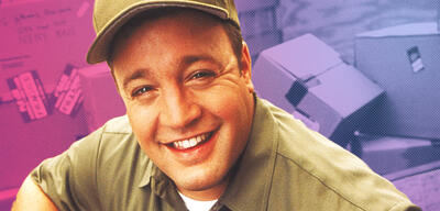 Kevin James in King of Queens