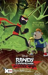 Randy Cunningham: Der Ninja aus der 9. Klasse - Poster