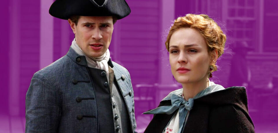 Outlander Staffel 4 Stream
