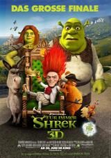 Für immer Shrek - Poster