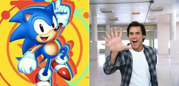Bild zu:  Sonic/Jim Carrey