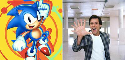 Sonic/Jim Carrey