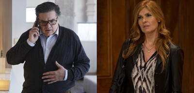 Oliver Platt in Shut in & Connie Britton in Nashville