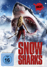 Snow Sharks - Poster
