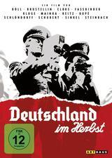 Deutschland im Herbst - Poster