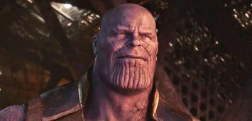 Bild zu:  Josh Brolin als Thanos in Avengers 3: Infinity War