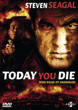 Today You Die - Poster