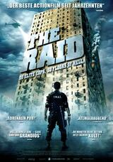 The Raid - Poster