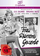Frau Warrens Gewerbe - Poster