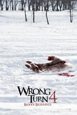 Wrong Turn 4: Bloody Beginnings - Poster