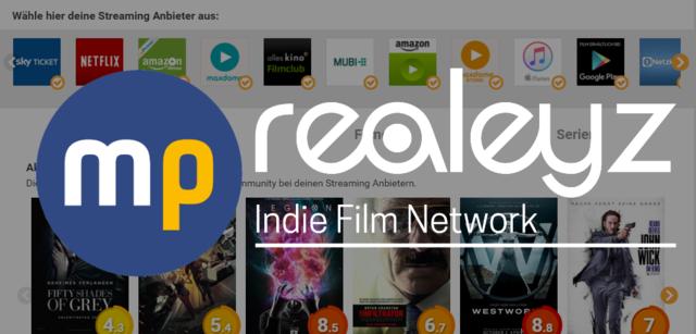 realeyz ergänzt ab sofort unser Streaming-Programm