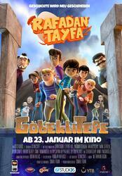 Rafadan Tayfa: Göbeklitepe Poster