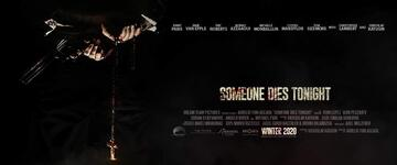 Someone dies Tonight Poster