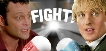 Bild zu:  Vince Vaughn vs. Owen Wilson
