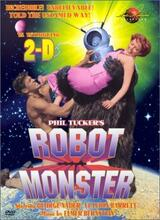 Robot Monster - Poster